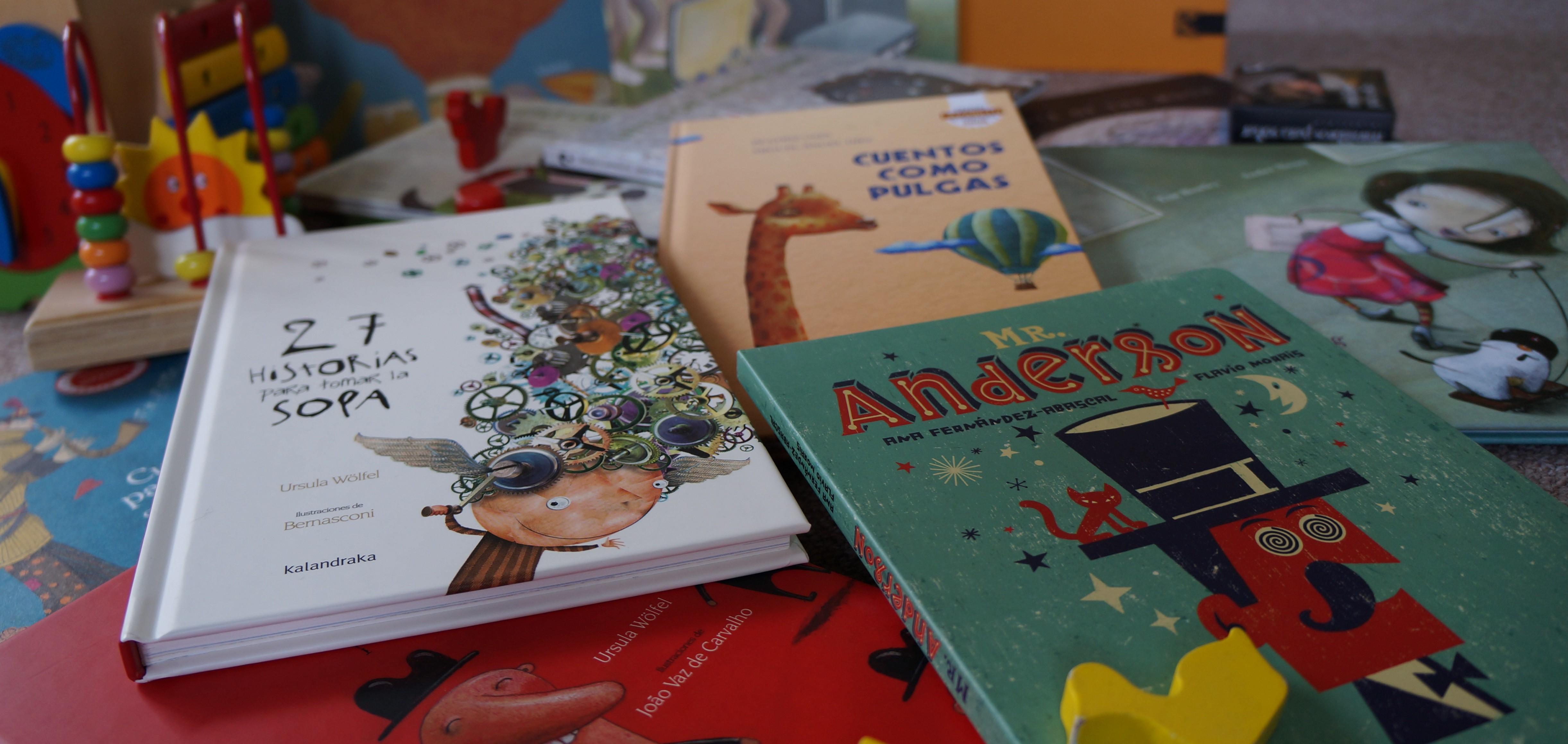 New books Kalandraka